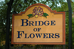 Bridge Of Flowers Massachussets
