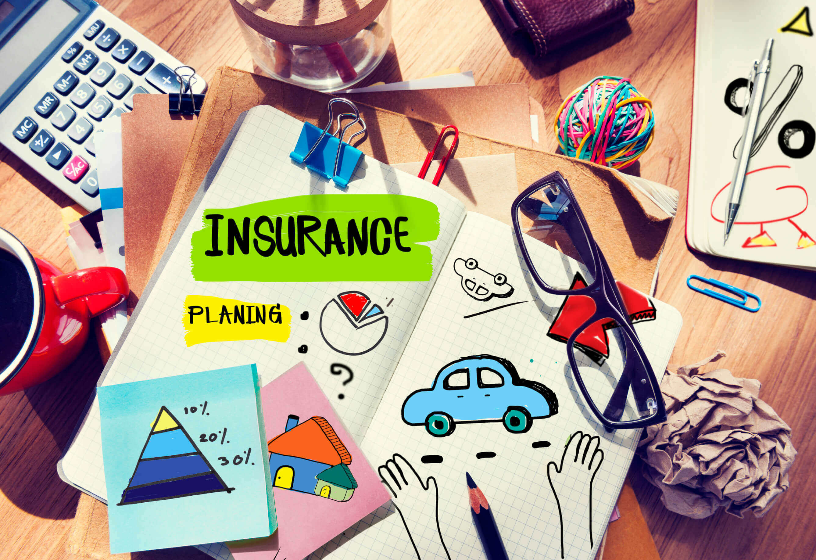 business and personal insurance planning